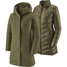 Patagonia Tres 3-in-1 Parka Women basin green